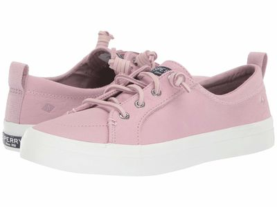 Sperry - Sperry Women Lilac Crest Vibe Washable Leather Lifestyle Sneakers