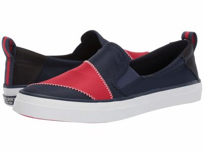 Sperry - Sperry Women Navy/Red Crest Twin Gore Bionic® Lifestyle Sneakers