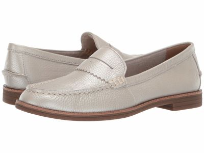 Sperry - Sperry Women Platinum Waypoint Penny Loafers