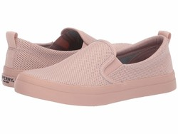 Sperry Women Rose Dust Crest Twin Gore Mini Perf Lifestyle Sneakers - Thumbnail