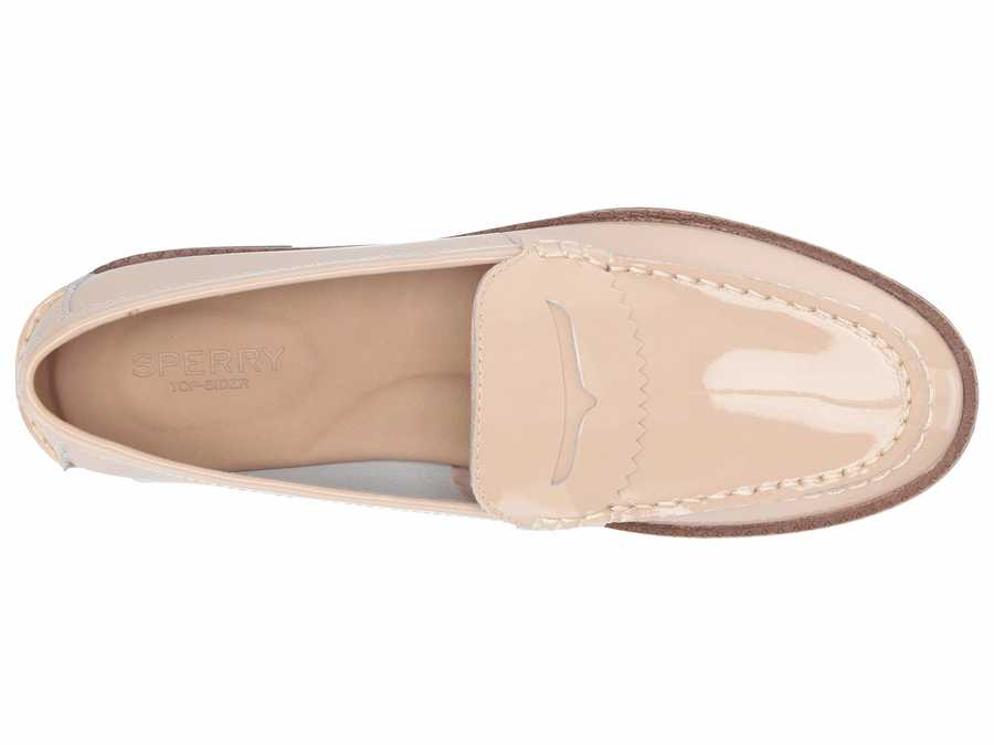 Sperry Women Rose Patent Waypoint Penny Loafers