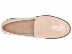 Sperry Women Rose Patent Waypoint Penny Loafers - Thumbnail