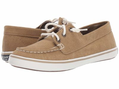 Sperry - Sperry Women Tan Lounge Camp Moc Lifestyle Sneakers