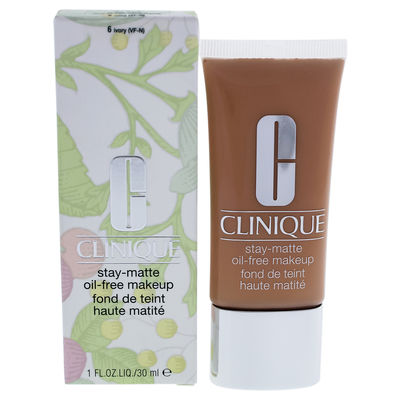 Clinique - Stay-Matte Oil-Free Makeup - 6 Ivory VF - N 1oz