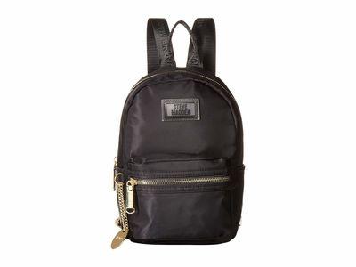 Steve Madden Black Bbailey Nylon Backpack
