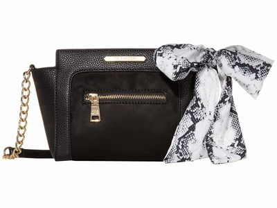 Steve Madden - Steve Madden Black Btara Cross Body Bag