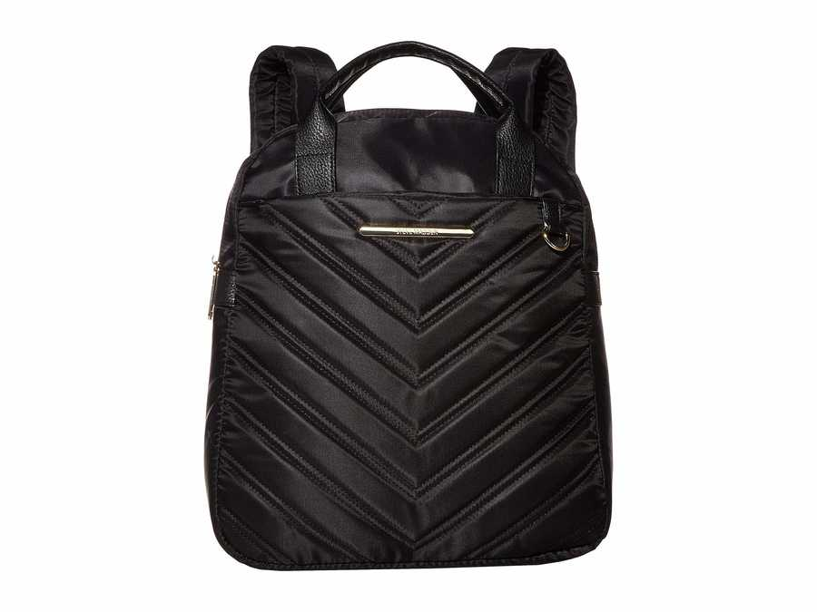 Steve Madden Black Bvera Backpack