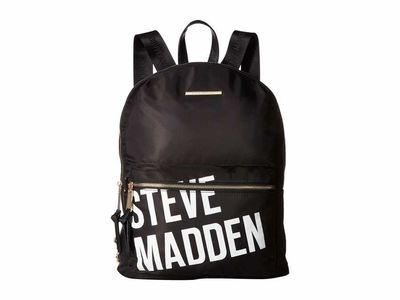Steve Madden - Steve Madden Black/White Bpack Backpack