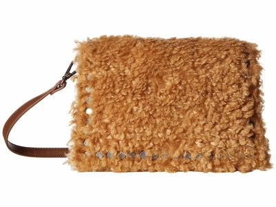 Steve Madden - Steve Madden Camel Bkate Cross Body Bag
