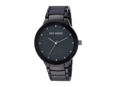 Steve Madden - Steve Madden Men's Alloy Band Watch SMW192