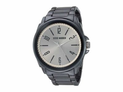 Steve Madden - Steve Madden Men's Alloy Band Watch SMW195