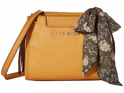 Steve Madden - Steve Madden Mustard Mini Danni Cross Body Bag