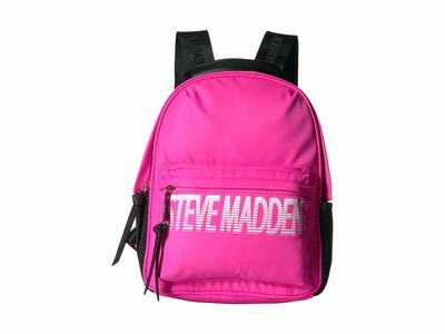 Steve Madden - Steve Madden Pink Bminiforce Backpack