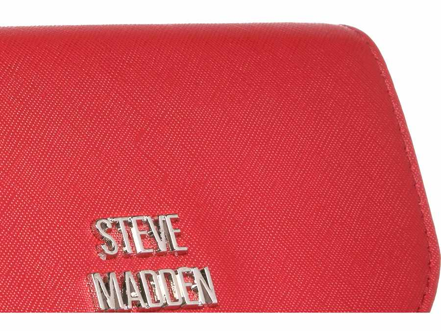 Steve Madden Red Blynn Cross Body Bag