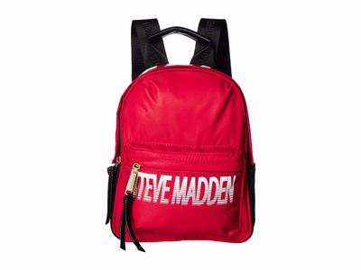 Steve Madden - Steve Madden Red Bminiforce Backpack