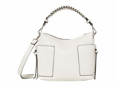 Steve Madden - Steve Madden White Bsammy Cross Body Bag