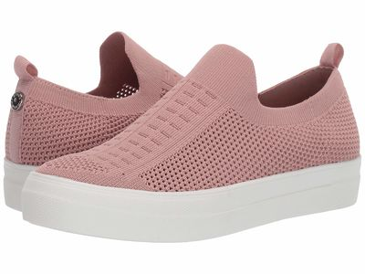 Steve Madden Women Blush Daray Slip-On Sneaker Lifestyle Sneakers