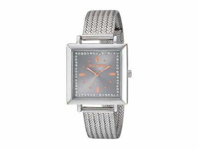Steve Madden - Steve Madden Women's Square Case Alloy Band Watch SMW182