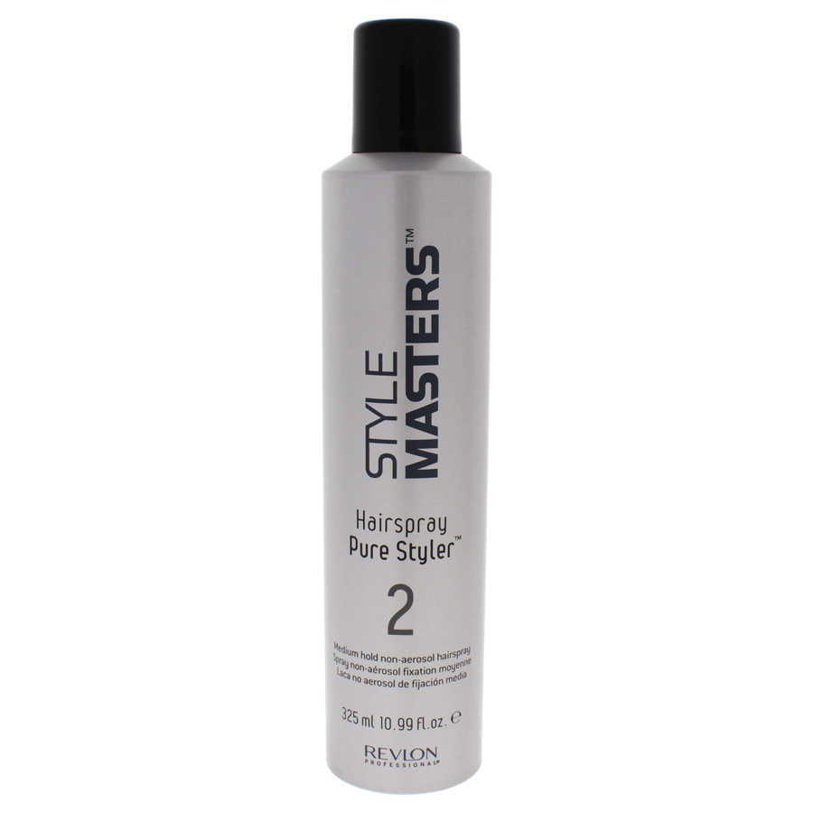 Style Masters Pure Styler - # 2 Medium Hold 10,99oz