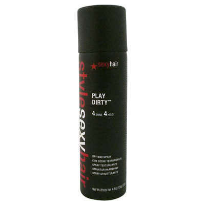 Sexy Hair - Style Sexy Hair Play Dirty Dry Wax Spray 4,8oz