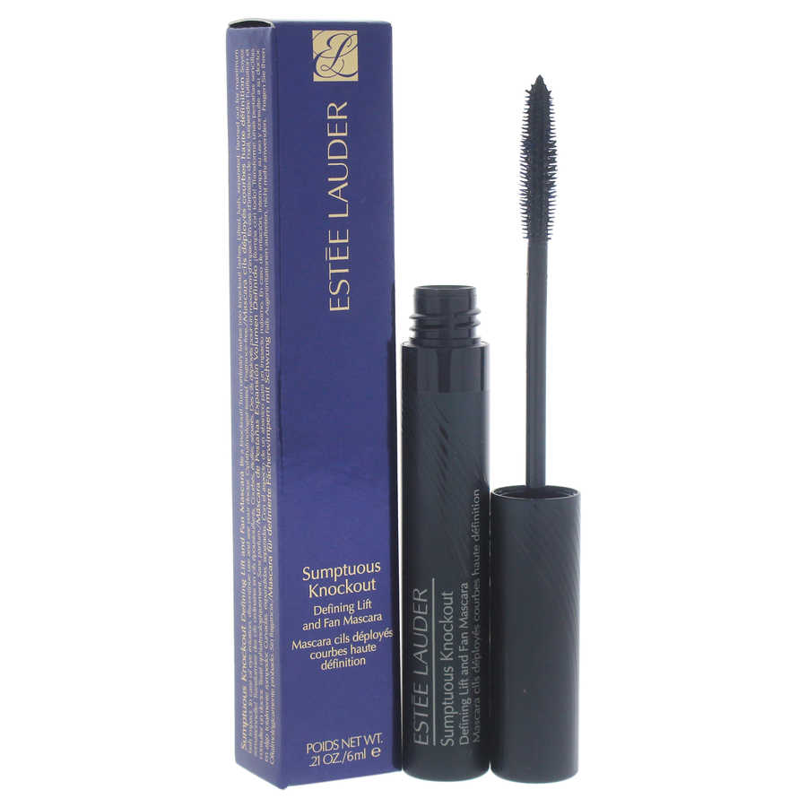 Sumptuous Knockout Defining Lift And Fan Mascara - # 01 Black 0,21oz