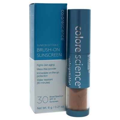 Colorescience - Sunforgettable Brush-On Sunscreen SPF 30 - Deep 0,21oz