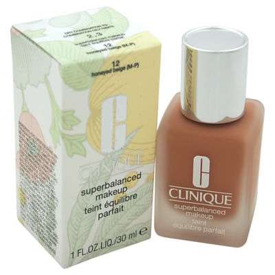 Clinique - Superbalanced Makeup #12 Honeyed Beige (M-P) Dry Combination To Combination Oily 1oz