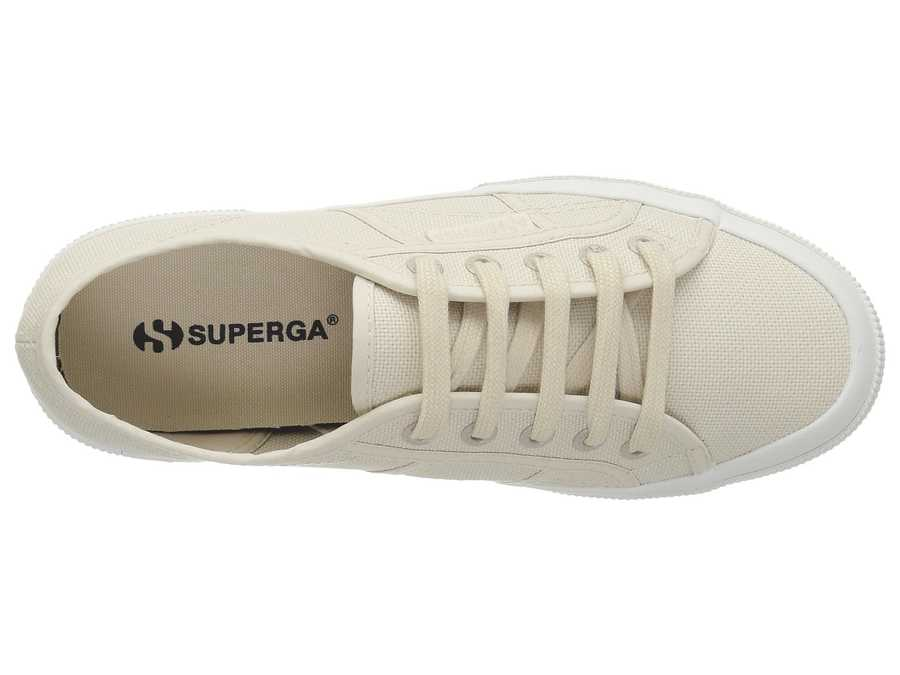 Superga Women Full Cafe Noir 2750 Cotu Classic Sneaker Lifestyle Sneakers