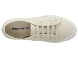 Superga Women Full Cafe Noir 2750 Cotu Classic Sneaker Lifestyle Sneakers - Thumbnail