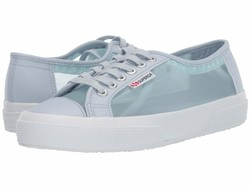 Superga Women Light Blue 2750 Mattnetw Lifestyle Sneakers - Thumbnail