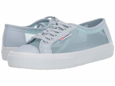 Superga Women Light Blue 2750 Mattnetw Lifestyle Sneakers