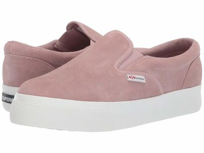 Superga - Superga Women Rose Suede 2306 Suew Sneaker Lifestyle Sneakers