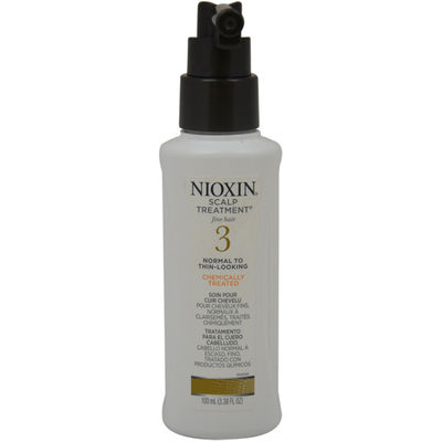 Nioxin - System 3 Scalp Activating Treatment For Fine Chem.Enh.Normal-Thin Hair 3,4oz