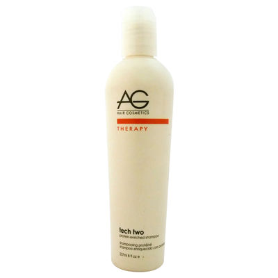 AG Hair Cosmetics - Tech Two Protein-Enriched Shampoo 8oz