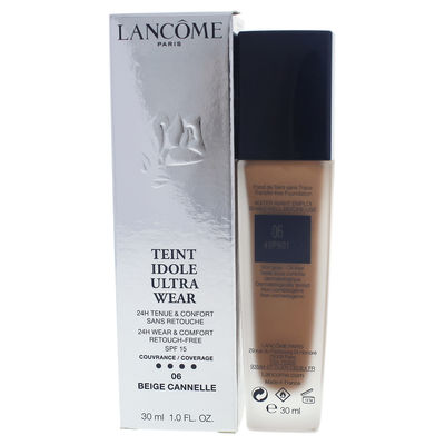 Lancome - Teint Idole Ultra Wear Foundation SPF 15 - 06 Beige Cannelle 1oz