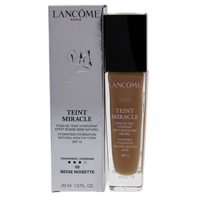 Lancome - Teint Miracle Hydrating Foundation SPF 15 - 05 Beige Noisette 1oz