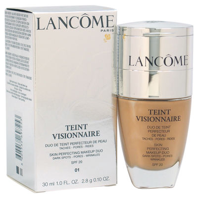 Lancome - Teint Visionnaire Skin Perfecting Makeup Duo - # 01 Beige Albatre 1oz