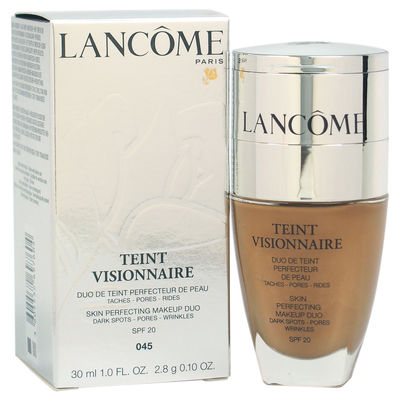 Lancome - Teint Visionnaire Skin Perfecting Makeup Duo - # 045 Sable Beige 1oz
