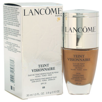 Lancome - Teint Visionnaire Skin Perfecting Makeup Duo - # 05 Beige Noisette 1oz