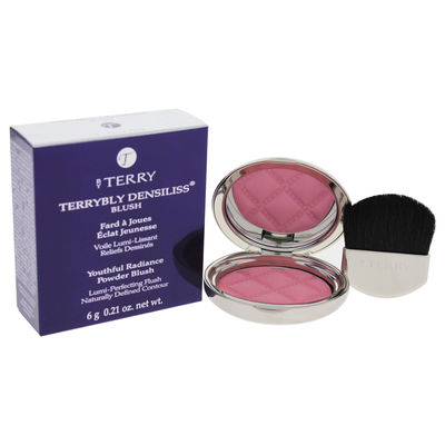 By Terry - Terrybly Densiliss Blush Youthful Radiance Powder Blush - # 5 Sexy Pink 0,21oz