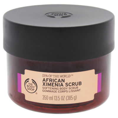 The Body Shop - The Body Shop Spa Of The World African Ximenia Scrub 13.5 oz