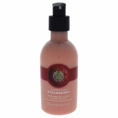 The Body Shop - The Body Shop Strawberry Softening Gel Lotion 8.4 oz