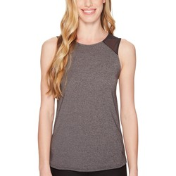 The North Face Asphalt Grey Beyond The Wall Backless Tank Top - Thumbnail