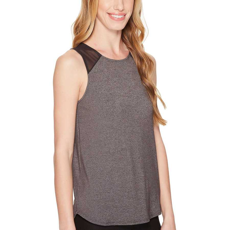 The North Face Asphalt Grey Beyond The Wall Backless Tank Top