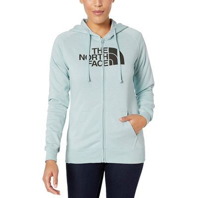 The North Face - The North Face Blue Haze Heather/Asphalt Grey 1/2 Dome Full Zip Hoodie