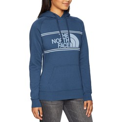The North Face Blue Wing Teal Edge To Edge Pullover Hoodie - Thumbnail