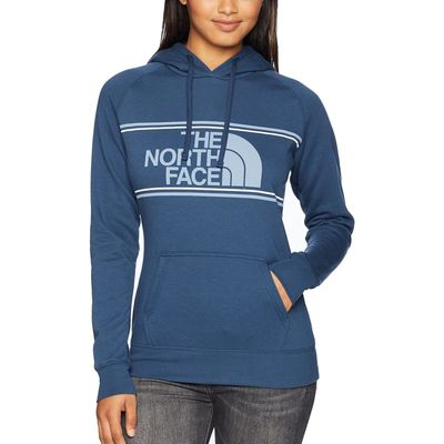 The North Face - The North Face Blue Wing Teal Edge To Edge Pullover Hoodie