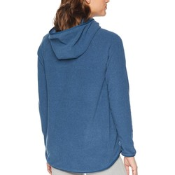 The North Face Blue Wing Teal Heather Glacier Alpine Pullover Hoodie - Thumbnail