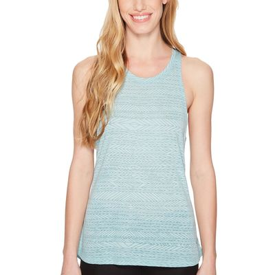 The North Face - The North Face Bristol Blue Heather Afterburn Tank Top