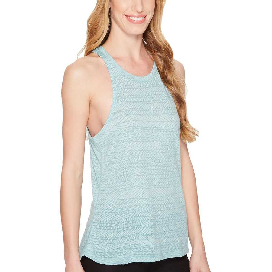 The North Face Bristol Blue Heather Afterburn Tank Top